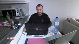 RTL INFO 19H : Coronavirus: comment les travailleurs vivent le télétravail depuis ...