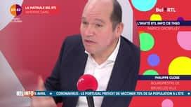 L'invité de 7h50 : Philippe Close (23/02)