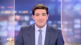 RTL INFO 13H : RTL INFO 13 heures (23/02/21)