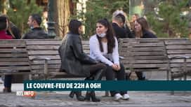 RTL INFO 19H : Coronavirus: les Belges se rappellent-ils des règles sanitaires en...