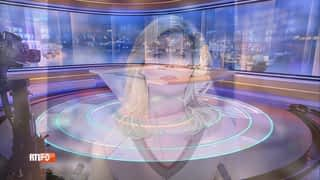 RTL INFO 19H : RTL INFO 19 heures (23/02/21)