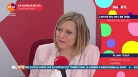 L'invité de 7h50 : Éliane Tillieux (24-02)