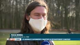 RTL INFO 13H : Météo: l'IRM revoit les normales saisonnières à la hausse