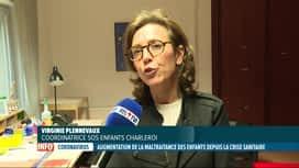 RTL INFO 19H : Coronavirus: la maltraitance des enfants a beaucoup augmenté