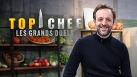 Top chef : les grands duels en replay