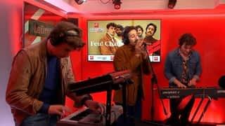 Feu! Chatterton dans #LeDriveRTL2 (25/02/21)