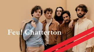 Feu! Chatterton en live dans #LeDriveRTL2 (25/02/21)
