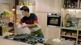 Loïc, fou de cuisine : Toast ricotta, steak minute
