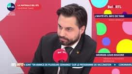 L'invité de 7h50 : Georges-Louis Bouchez (26/02)