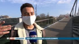 RTL INFO 13H : Comité de concertation: la population demande d'élargir la bulle so...