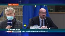 RTL INFO 13H : L'Union européenne soutient l'interdiction belge des voyages non es...