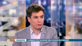 RTL INFO 19H : Coronavirus: Simon Dellicour analyse la position du CODECO