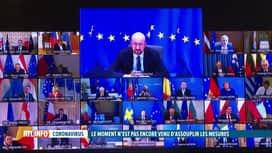RTL INFO 19H : L'Union européenne soutient l'interdiction belge des voyages non es...