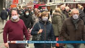 RTL INFO 13H : Coronavirus: le couvre-feu de minuit à 5h satisfait-il les Wallons?
