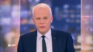 RTL INFO 19H : RTL INFO 19 heures (26/02/21)