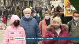 RTL INFO 19H : Coronavirus: le couvre-feu de minuit à 5h satisfait-il les Wallons?