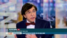 RTL INFO 19H : Coronavirus: Elio Di Rupo est invité dans le RTLInfo 19h