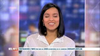 RTL INFO 19H : RTL INFO 19 heures (27/02/21)