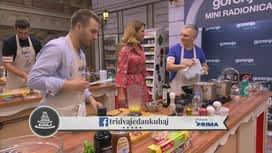 Tri, dva, jedan - kuhaj! : Epizoda 1 / Sezona 5