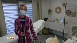 RTL INFO 13H : Coronavirus: les professionnels des métiers de contact se préparent