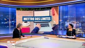 RTL INFO 19H : Coronavirus et télétravail: les conseils d'Ilios Kotsou