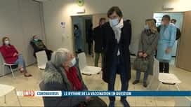 RTL INFO 13H : Coronavirus: comment accélérer le processus de vaccination ?