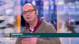 RTL INFO avec vous : Emission du 01/03/21