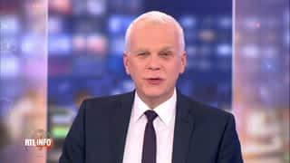 RTL INFO 19H : RTL INFO 19 heures (01/03/21)