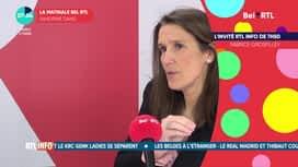 L'invité de 7h50 : Sophie Wilmès