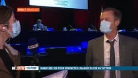 RTL INFO 13H : Coronavirus: le secteur culturel non subsidié lance un énième appel...