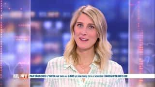 RTL INFO 13H : RTL INFO 13 heures (02/03/21)