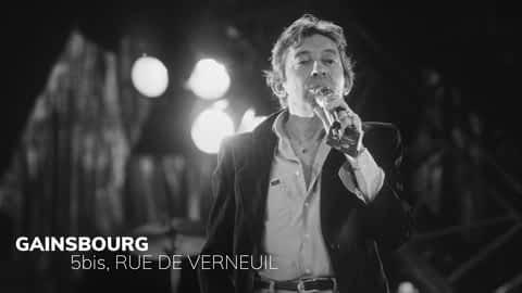 Gainsbourg - 5bis, Rue de Verneuil en replay