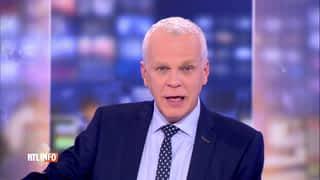 RTL INFO 19H : RTL INFO 19 heures (02/03/21)