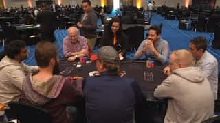 Adrián Mateos au Caribbean Poker Party 2019 - épisode 11