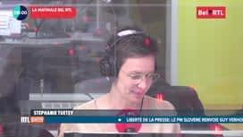 La matinale Bel RTL : Emission du 03/03
