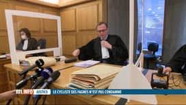 RTL INFO 13H : Fillette renversée à Jalhay: pas de condamnation pour le cycliste