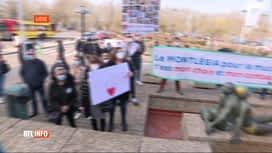 RTL INFO 13H : Un des deux centres traitant la mucoviscidose supprimé à Liège