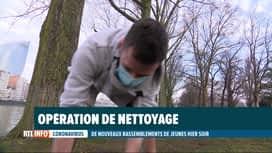 RTL INFO 13H : Willy Demeyer va explique pourquoi il a toléré le rassemblement de ...