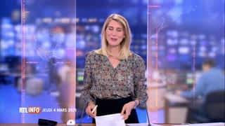 RTL INFO 13H : RTL INFO 13 heures (04/03/21)