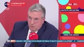 L'invité de 7h50 : Pierre-Yves Jeholet (05/03)