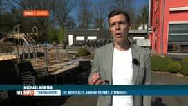 RTL INFO 13H : Comité de concertation: l'horeca attend des perspectives de reprise