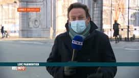 RTL INFO 13H : Comité de concertation: quelles mesures pourraient être prises aujo...