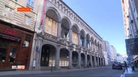 RTL INFO 13H : Coronavirus: la ville de Bruxelles crée des lieux publics Covid-safe