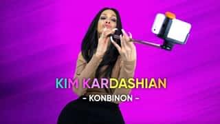 Konbinon : Kim Kardashian