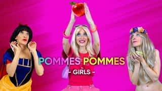 Konbinon : Pommes Pommes girls