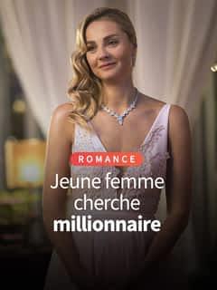 Jeune femme cherche millionnaire