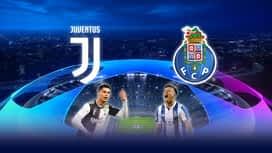 Champions League : 09/03 : Juventus - Porto (Les buts)
