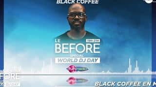 Black Coffee en interview pour le World DJ Day