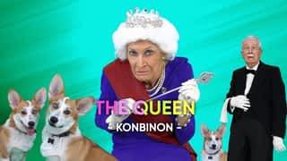 Konbinon : The Queen Elizabeth II