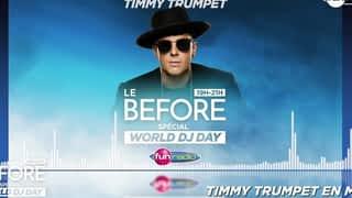 Timmy Trumpet en interview pour le World DJ Day